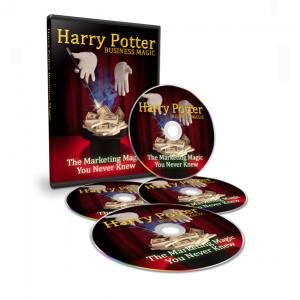 Harry Potter Business Magic