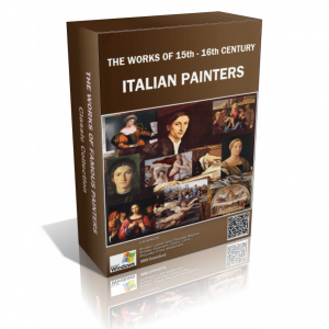 The Works of 15th – 16th Century Italian Painters