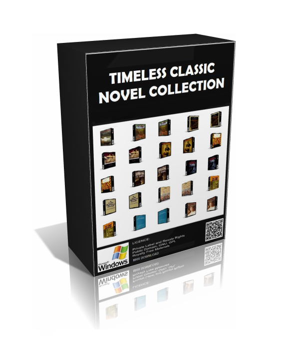 Timeless Classic Novel Collection
