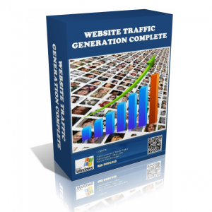Website Traffic Generation Collection Pack (87 Products)