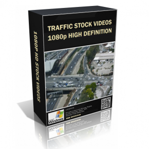 Traffic 1080p HD Stock Video Pack