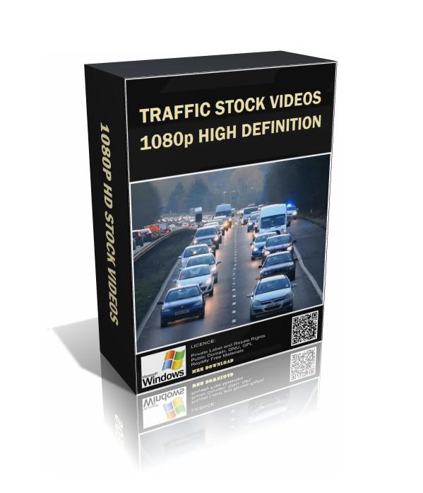 Traffic Stock Videos