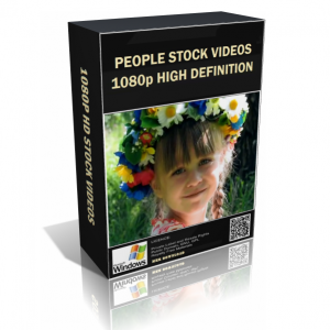 People 1080p HD Stock Video Pack
