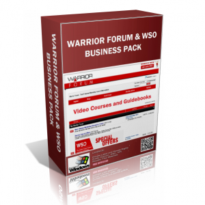 Warrior Forum And WSO Business Pack