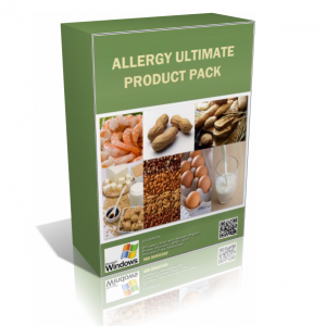 Allergy Products Package Edition (10 Premium Products)