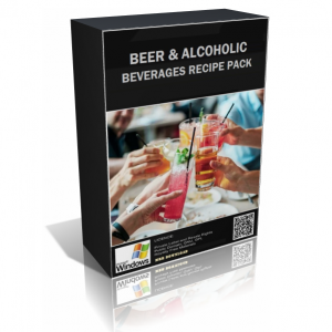 Beer And Alcoholic Beverages Guides And Recipe Pack