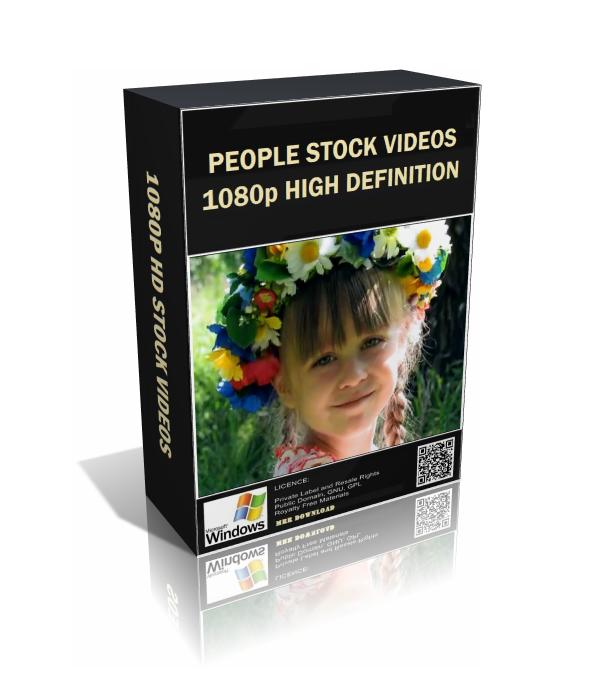 People Stock Videos