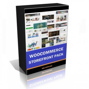 11 Premium WordPress WooCommerce StoreFront Theme Pack