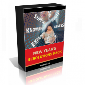 New Year's Resolutions Complete Pack