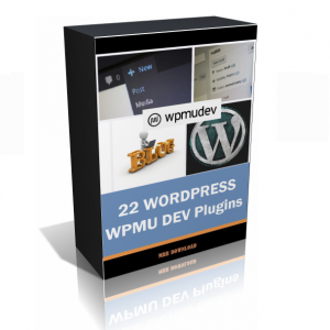 22 WordPress Plugins by WPMU DEV