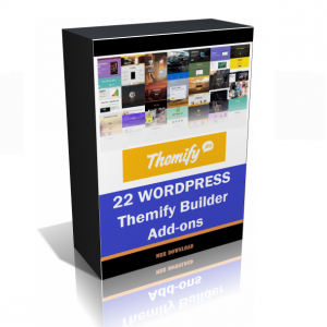 22 WordPress Themify Builder Add-ons