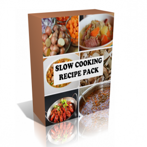 Slow Cooking Recipe Pack