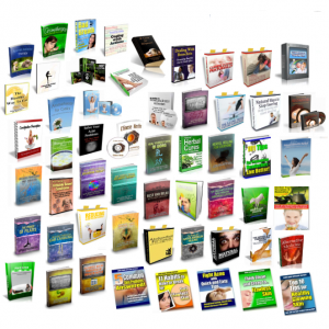 Natural Healing And Home Remedies Collection Pack