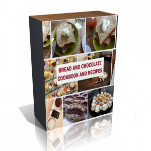 Bread and Chocolate Cookbook and Recipe Pack