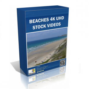 Beaches 4K UHD Stock Video Pack