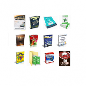 Forum Marketing Collection Pack