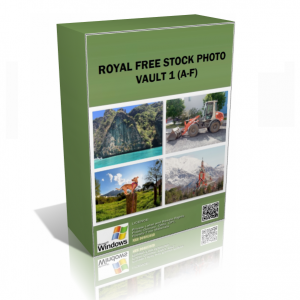 Royalty Free Stock Photo Vault A-E