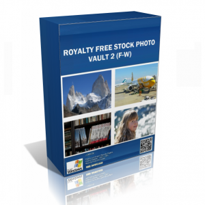 Royalty Free Stock Photo Vault F-W