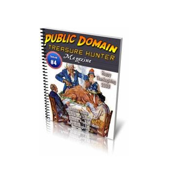 Public Domain Treasure Hunter