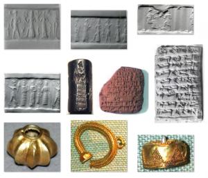 Ancient Babylon Artifacts