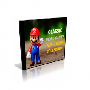 Classic Video Games Audio Clips