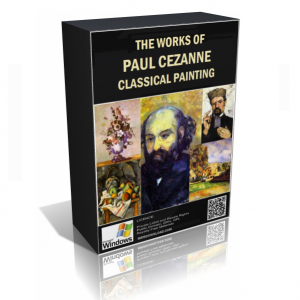 The Works Of Paul Cezanne Classical Paintings