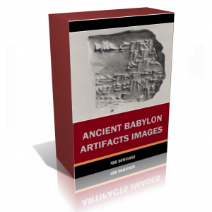 Ancient Babylon Artifacts Vintage Images