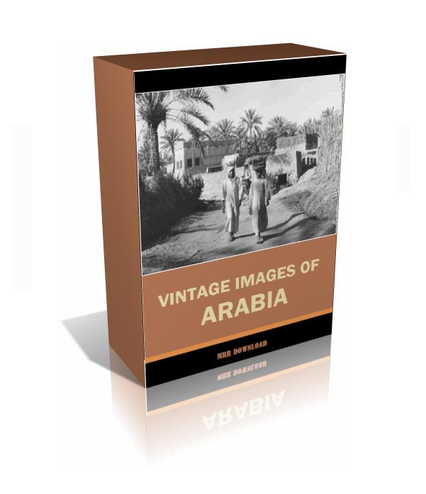 Vintage Images of Arabia
