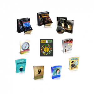 Brain Training And Mind Mastery Products Pack