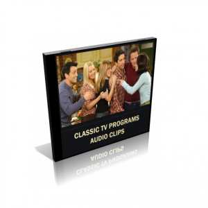 Classic and Popular TV Themes Audio Clips