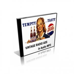Classic Radio Advertisements Audio MP3
