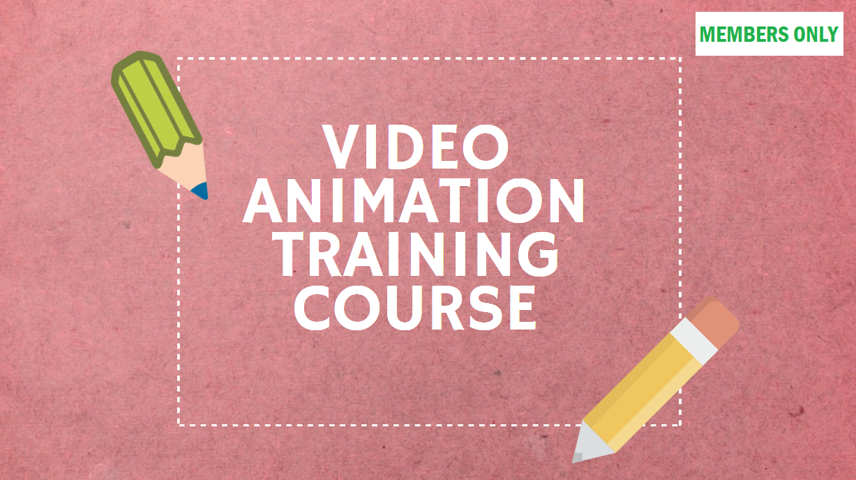 Video Animation Training Course