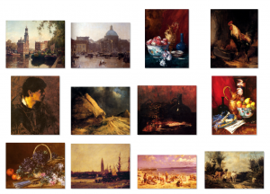 19th Century Paintings