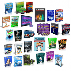 Outsourcing Master Pack (30 Premium Products)