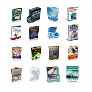 Management And Organization Products Pack