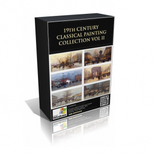 19th Century Classical Painting Collection Volume II (Over 4000 Paintings)