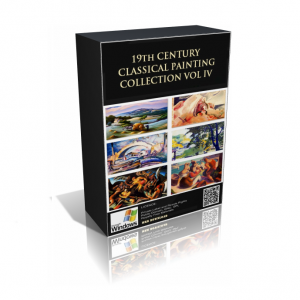 19th Century Classical Painting Collection Volume IV (Over 3600 Paintings)