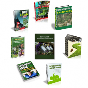 Lawn And Landscaping Package Edition (14 Premium Products)