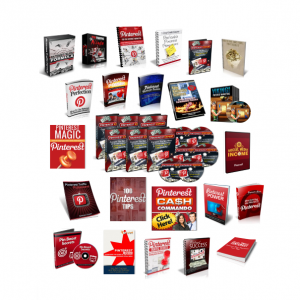 Pinterest Marketing Master Pack (30 Premium Products)