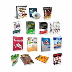 Legal And Taxation Essentials Pack (18 Premium Products)