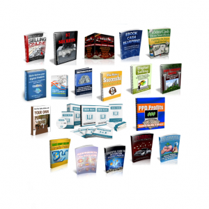 InfoProducts Publishing Business Package Edition (30 Premium Products)