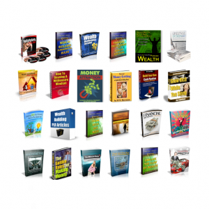 Personal Wealth Building Package Edition (25 Premium Products)