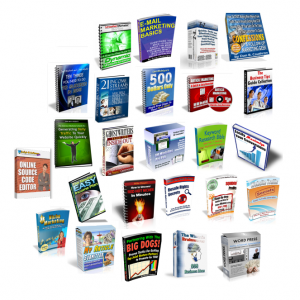 Hot Selling Products Package Edition (25 Premium Products)