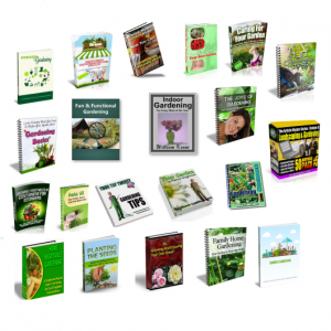 Gardening Product Pack