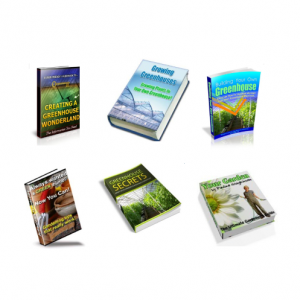 Greenhouse Gardening Package Edition (7 Premium Products)