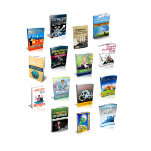 Productivity Guidebook Pack