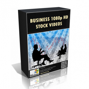 Business 1080p HD Stock Video Pack