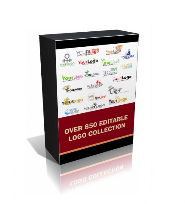 Editable Logos