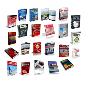 Blogging Guidebooks Basic Pack