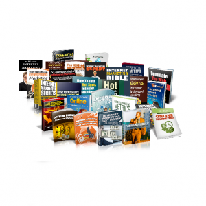 Internet Marketing Guidebook Pack (50 Premium Products)